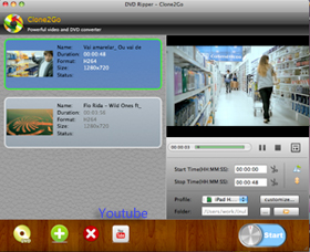 YouTube Downloader and Converter for mac