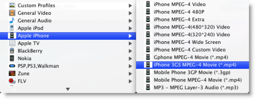 Convert M2TS to iPhone on Mac