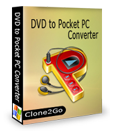 DVD to Pocket PC Converter