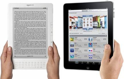 VS Kindle