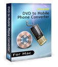 DVD to Mobile Phone Converter for Mac