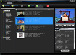 Video Converter Windows App Screenshot