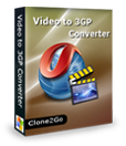 Video to 3GP Converter