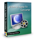 Video to Apple TV Converter