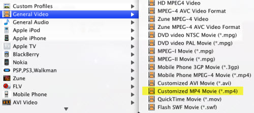 Convert FLV to iTunes Mac